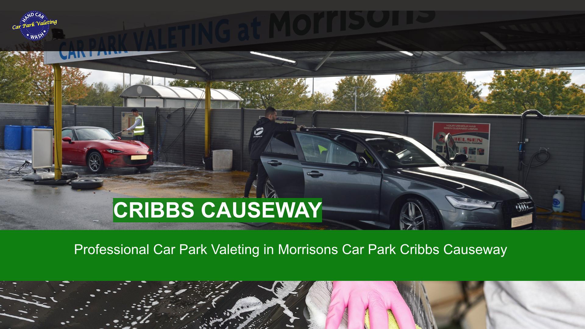 car park valeting