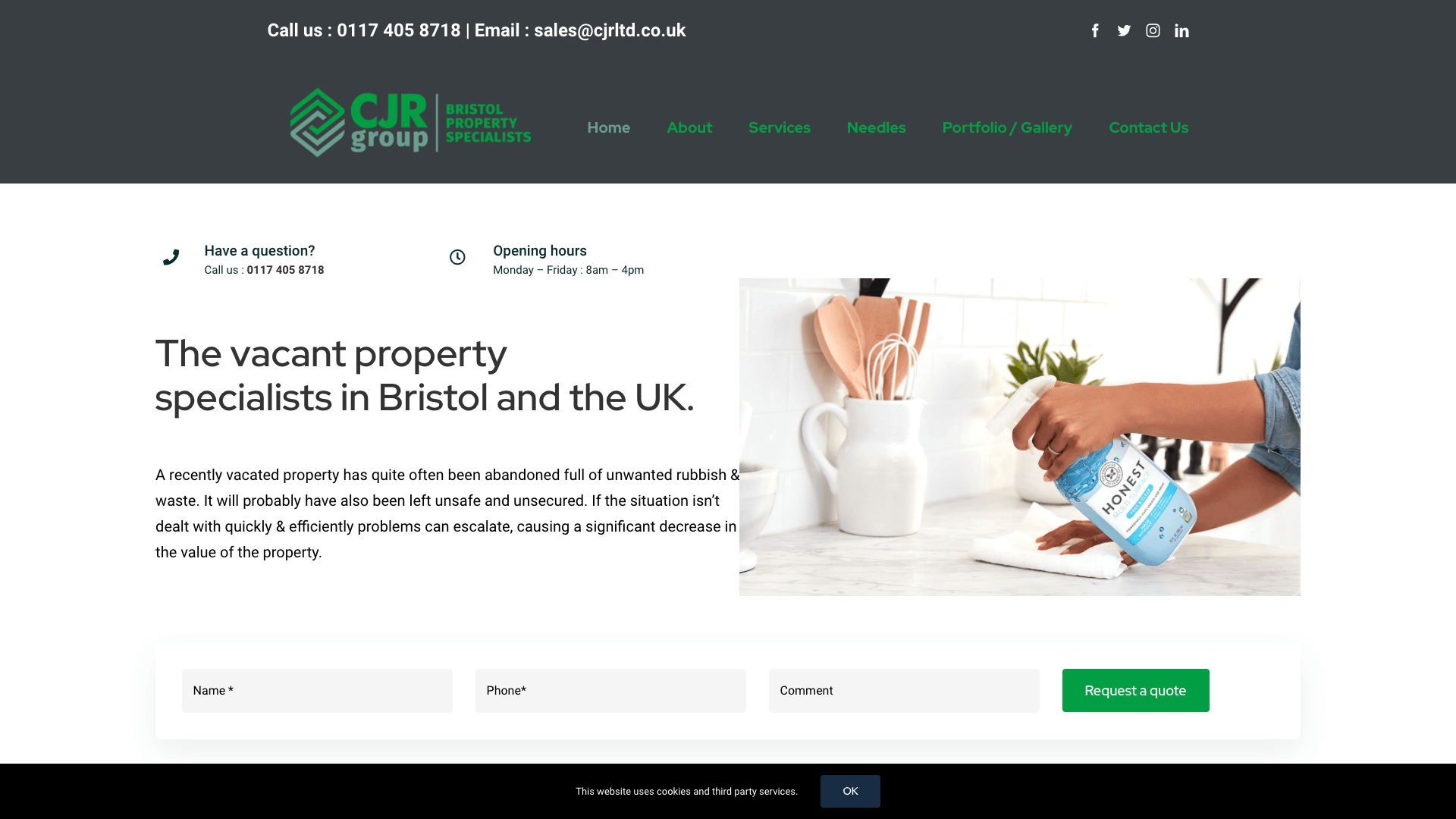 web design for local businesses