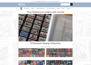 postage stamps galore